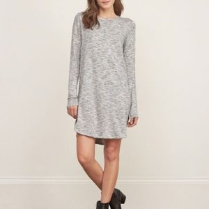 Hollister Shirt dress
